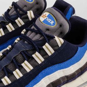 Nike Air Max 95 Premium Shoes 538416 404 NWT